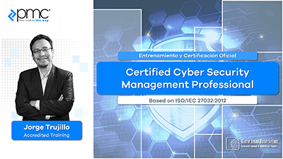 CURSO CYBER SECURITY MANAGEMENT PROFESSIONAL