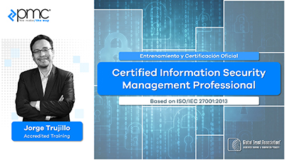 CURSO INFORMATION SECURITY MANGEMENT PROFESSIONAL